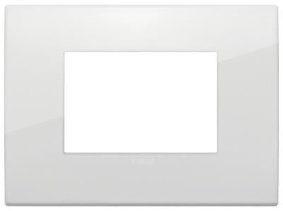 Накладка CLASSIC на 3 модуля полярная Total Look