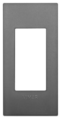 Накладка CLASSIC на 1 модуль для панелей серая