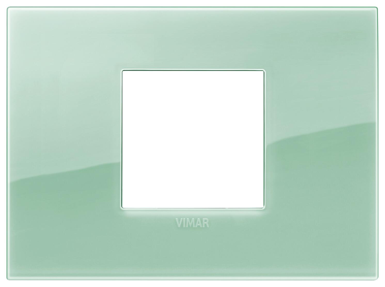 Накладка CLASSIC на 2 центральных модуля Reflex шалфей