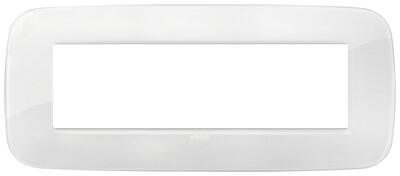 Накладка ROUND на 7 модулей Reflex ледяная