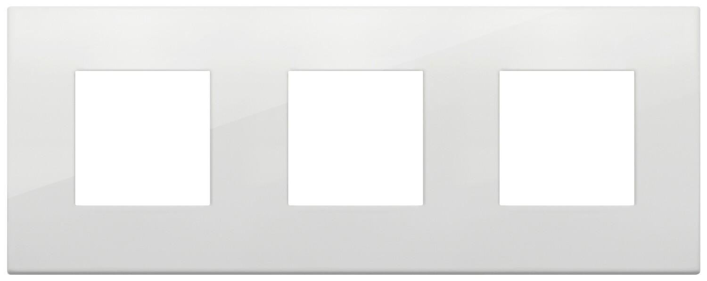Накладка CLASSIC на 6 модулей (2+2+2) расстояние между центрами 71мм полярная