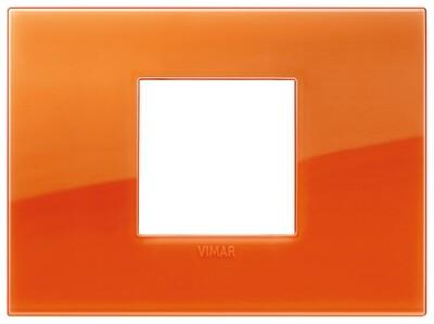 Накладка CLASSIC на 2 центральных модуля Reflex оранжевый