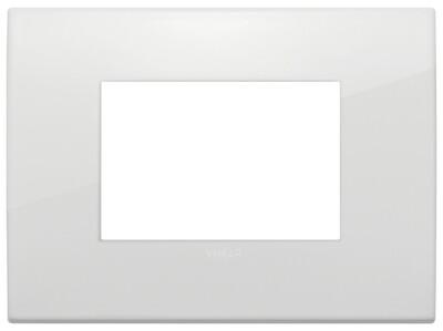 Накладка CLASSIC на 3 модуля полярная