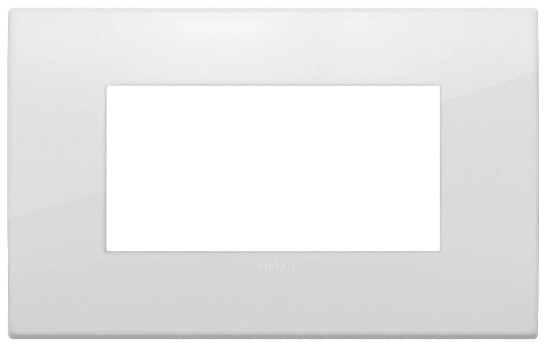 Накладка CLASSIC на 4 модуля полярная