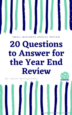 20 Questions to Answer for the Year End Review