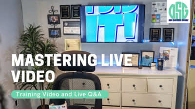 Mastering Live Video