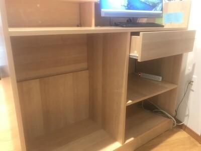 Front Desk Unit - 2 pieces