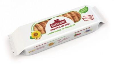 """""""Посиделкино"""" Печенье овсяное на фруктозе с семенами льна, подсолнечника и кунжута"""
