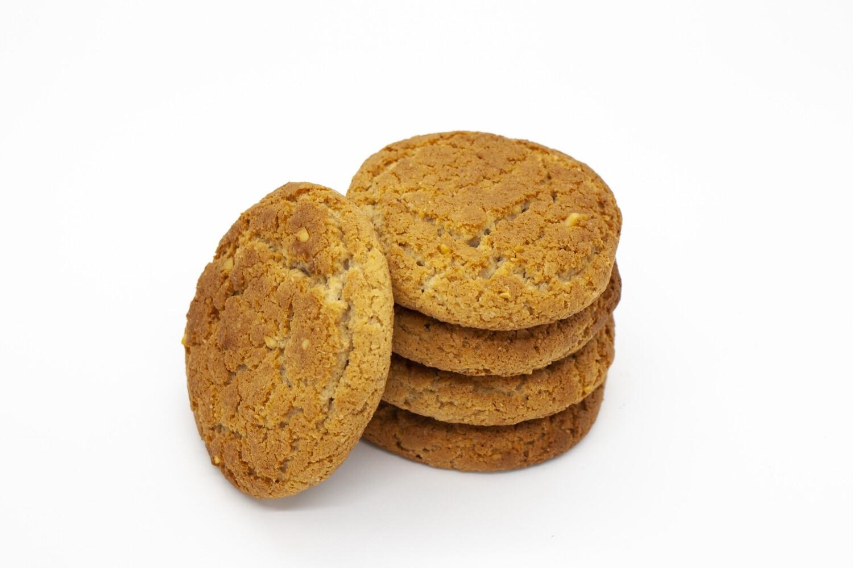 Печенье овсяное с миндалем (6 кг)