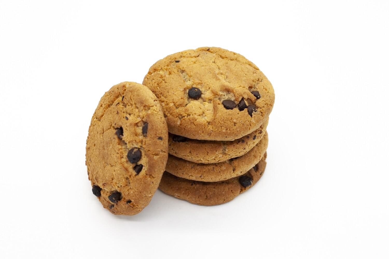 Печенье овсяное с добавлением шоколадных кусочков (6 кг)
