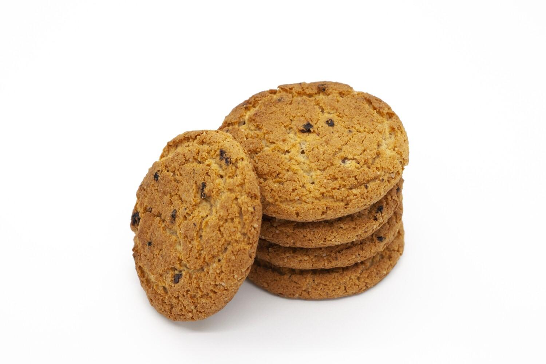 Печенье овсяное с изюмом (6 кг)