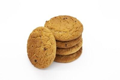 Печенье овсяное с малиной и клюквой (6 кг)