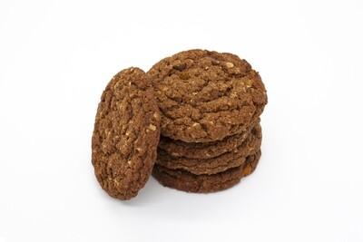 Печенье сдобное с кусочками натурального шоколада и апельсиновыми цукатами (3 кг)