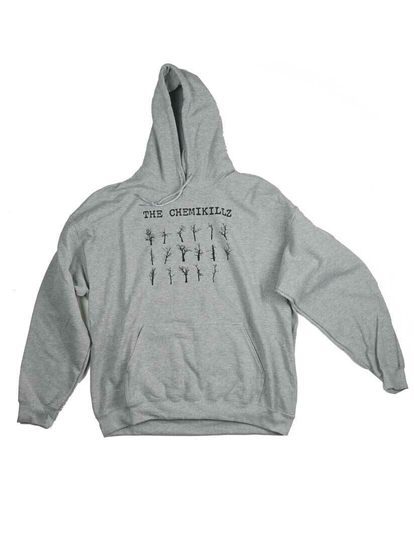 The Chemikilzz (Awol one & Mascaria) - Hooded sweater (Only XL)