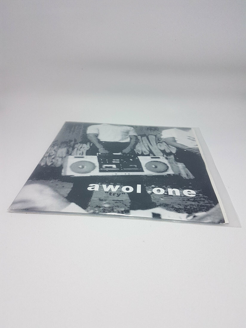 Awol one - Try (Used)
