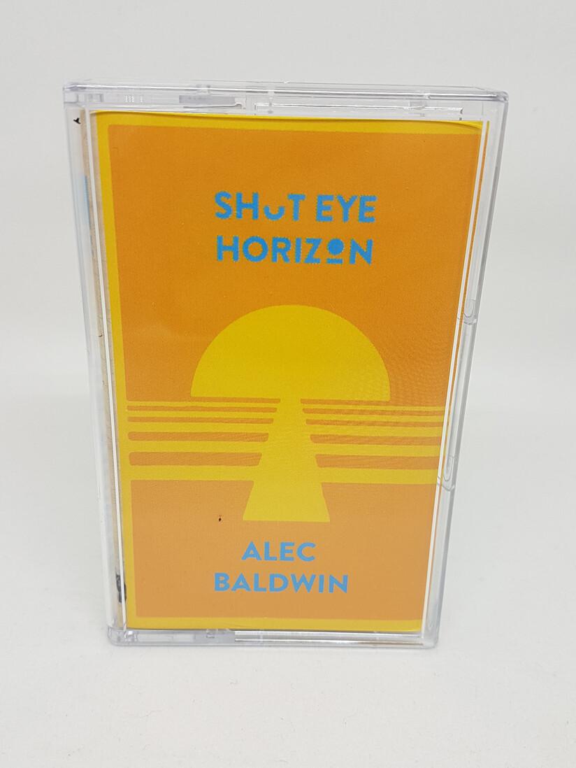 Shut eye horizon - Alec Baldwin