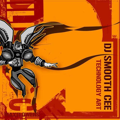 DJ Smooth Cee - Technology art