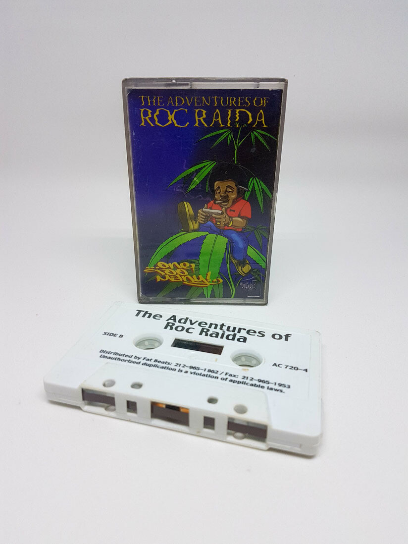 Roc Raida ‎– The adventures of Roc Raida ... One too many