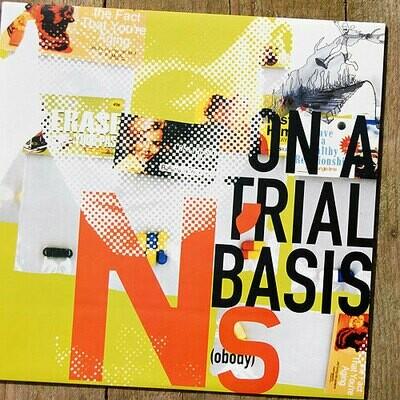 N - On a trial basis Vinyl