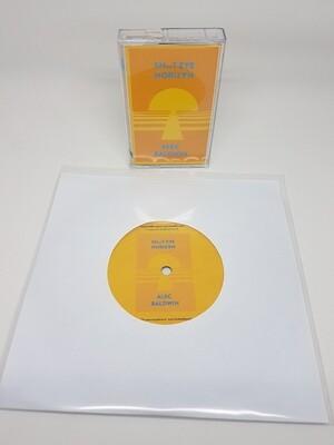 Shut eye horizon - Alec Baldwin (Tape, 7' Vinyl, T-shirt Bundle) Shirt only XL