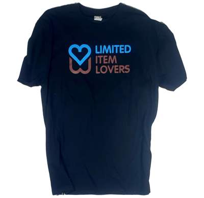 Limited item lovers logo T shirt