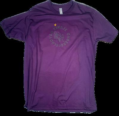 Ondergeschoven kindje tryout T shirt