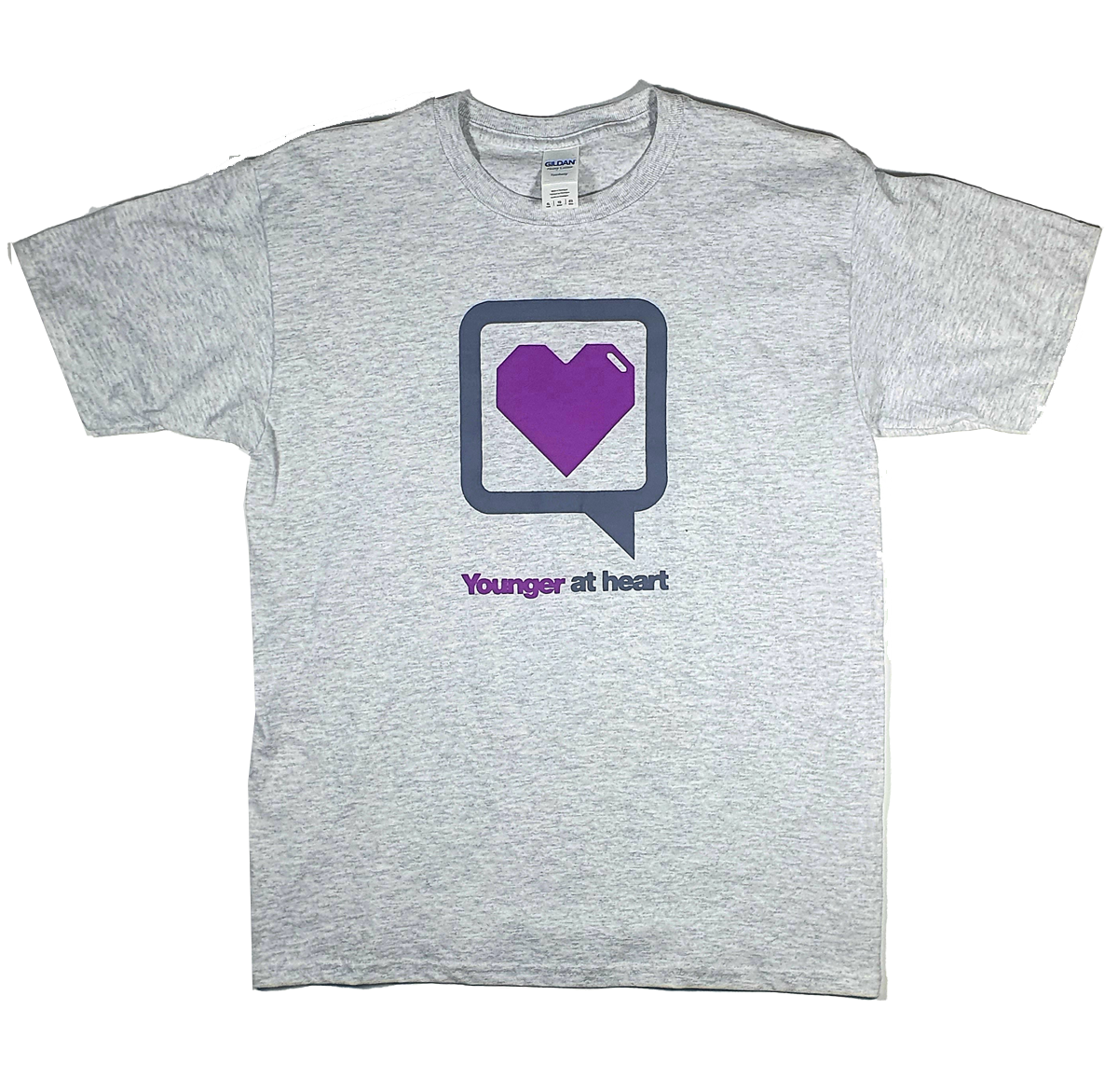 YAH X – OG T-Shirt (Kid Sizes) Light Grey Exclusive streetsale