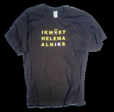 YAH – Ik moet helemaal niks T-Shirt