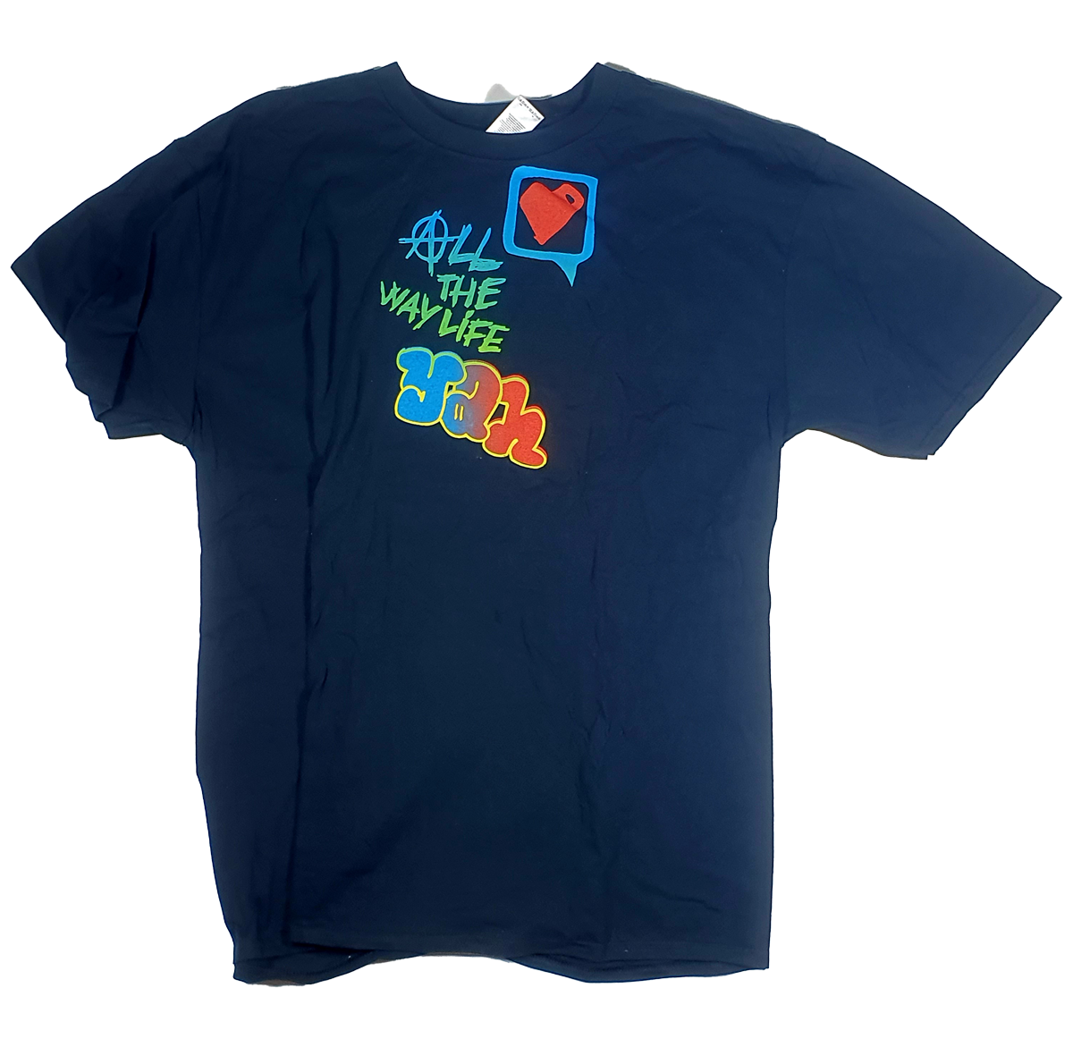 YAH – All the way life T-Shirt