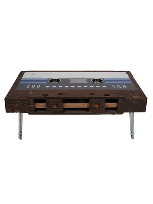 Cassette table - Yah Dynamic Range (As=)