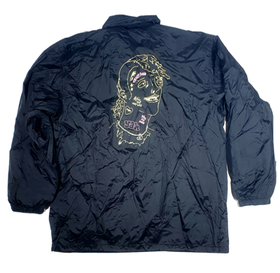 YAH – Trust fund Coach jacket