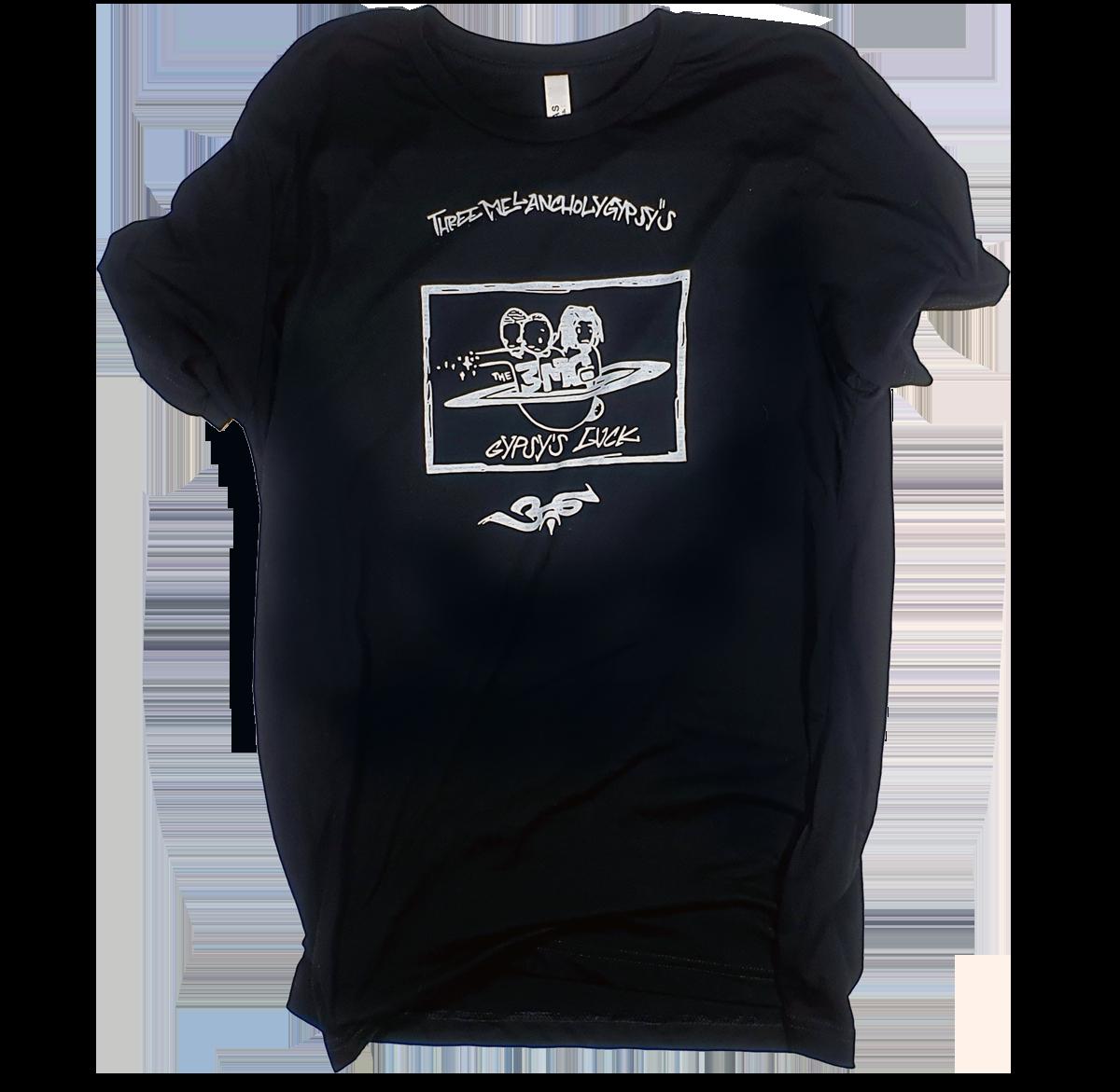 3 melancholy gypsys -T Shirt Black (3MG's)