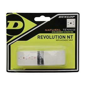 DUNLOP Basicgrip Revolution NT weiß