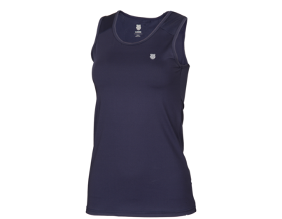 K-Swiss Club Tank navy