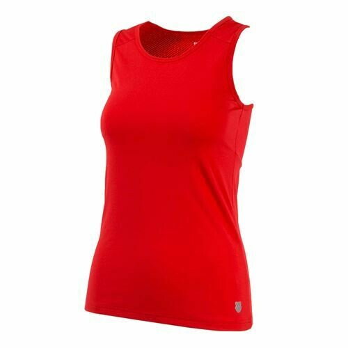 K-Swiss Club Tank red
