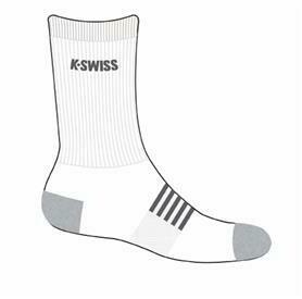 K-Swiss Socken lang 3er