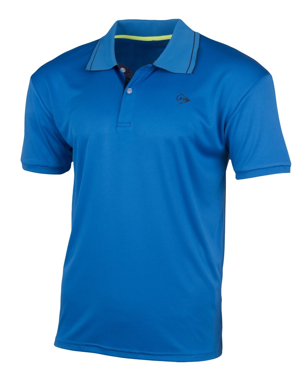 DUNLOP Club Polo royal blue