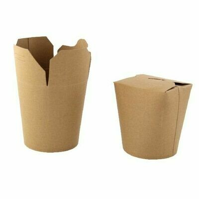 SCATOLA PASTA BOX TONDA  500ML  50PZ
