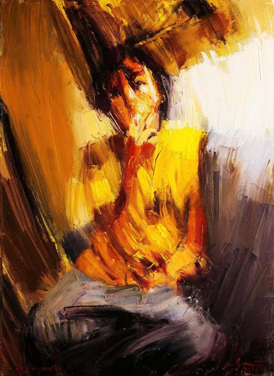 MY CIGARETTE di Mario Ferrante