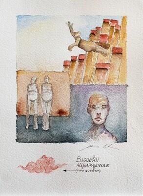 BAGONGHI ACCHIAPPANUVOLE I di Massimo Casalini