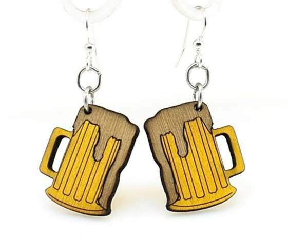 Beer Earrings