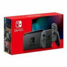 Consola Nintendo Switch Gris V1.1