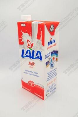 LALA- Whole Milk (Shelf Stable)