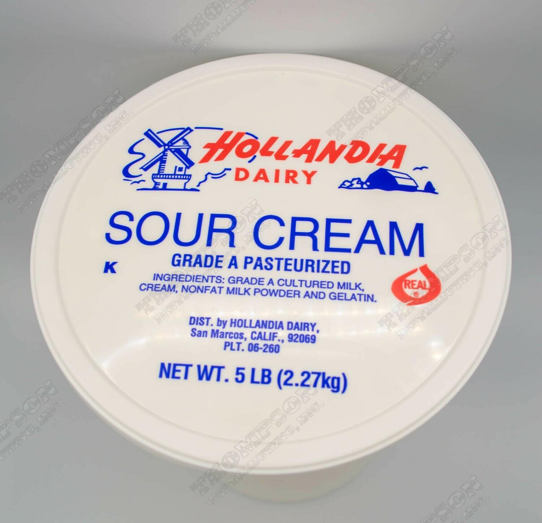 Hollandia- Sour Cream 5lb