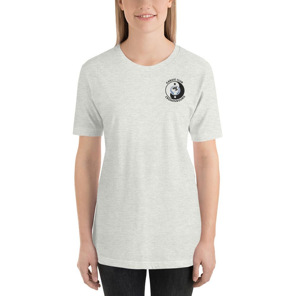 T-Shirt Karaté Femme