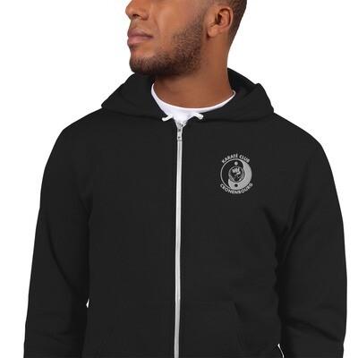 Veste sweater Broderie à plat Homme / Femme