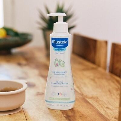 Fluido Detergente Senza Risciacquo Mustela