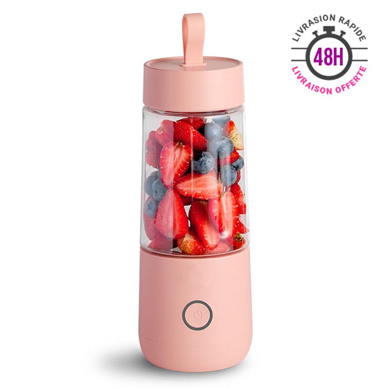 Blender fruits portable Rose