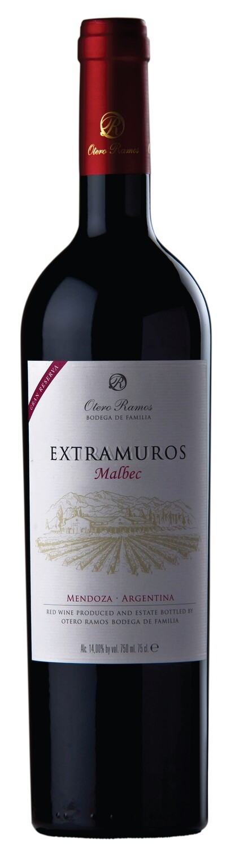 Otero Ramos Extramuros Gran Reserva Malbec 2015