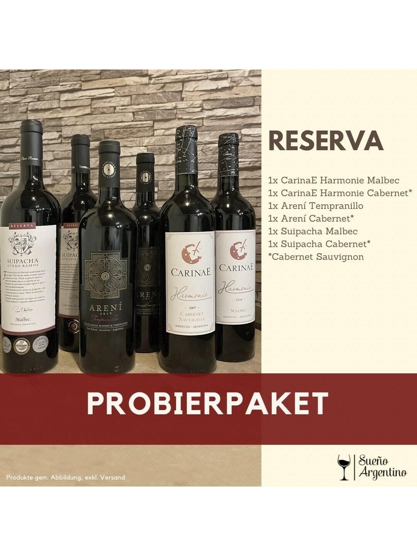 Probierpaket Reserva